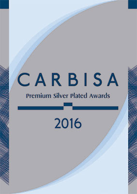 Carbisa Premium Silver Awards 2016